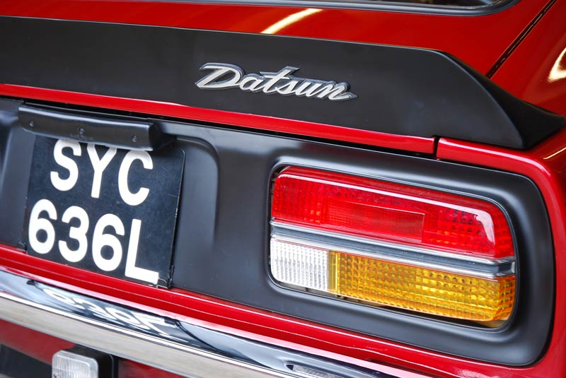 Datsun 240z rear light